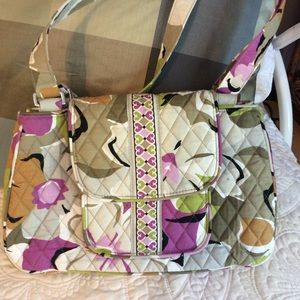 Vera Bradley Retired Portobello Road Handbag